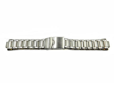 Genuine Pulsar Stainless Steel 20mm/10mm Watch Bracelet