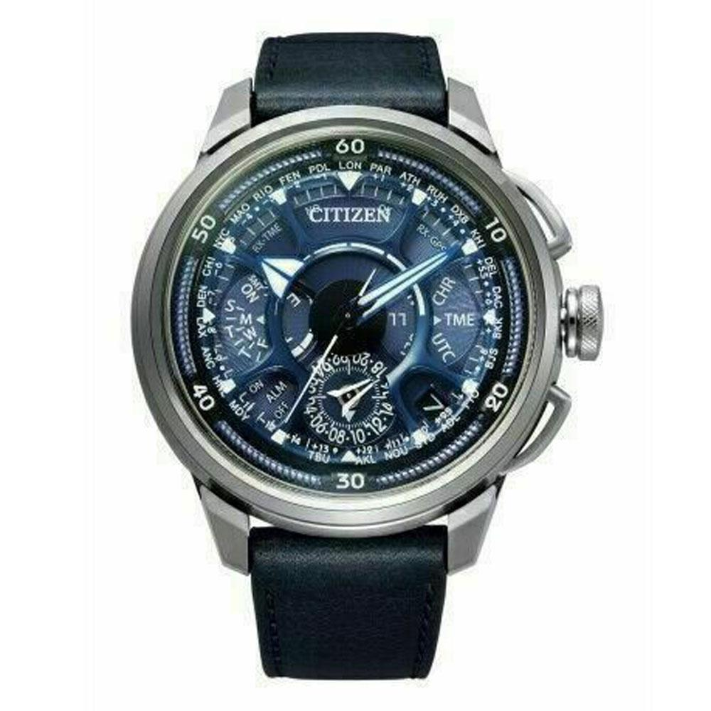 Citizen Eco-Drive CC7000-01L LIMITED EDITION SATELLITE WAVE F900 Watch image