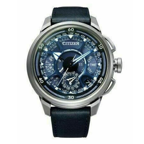 Citizen Eco-Drive CC7000-01L LIMITED EDITION SATELLITE WAVE F900 Watch