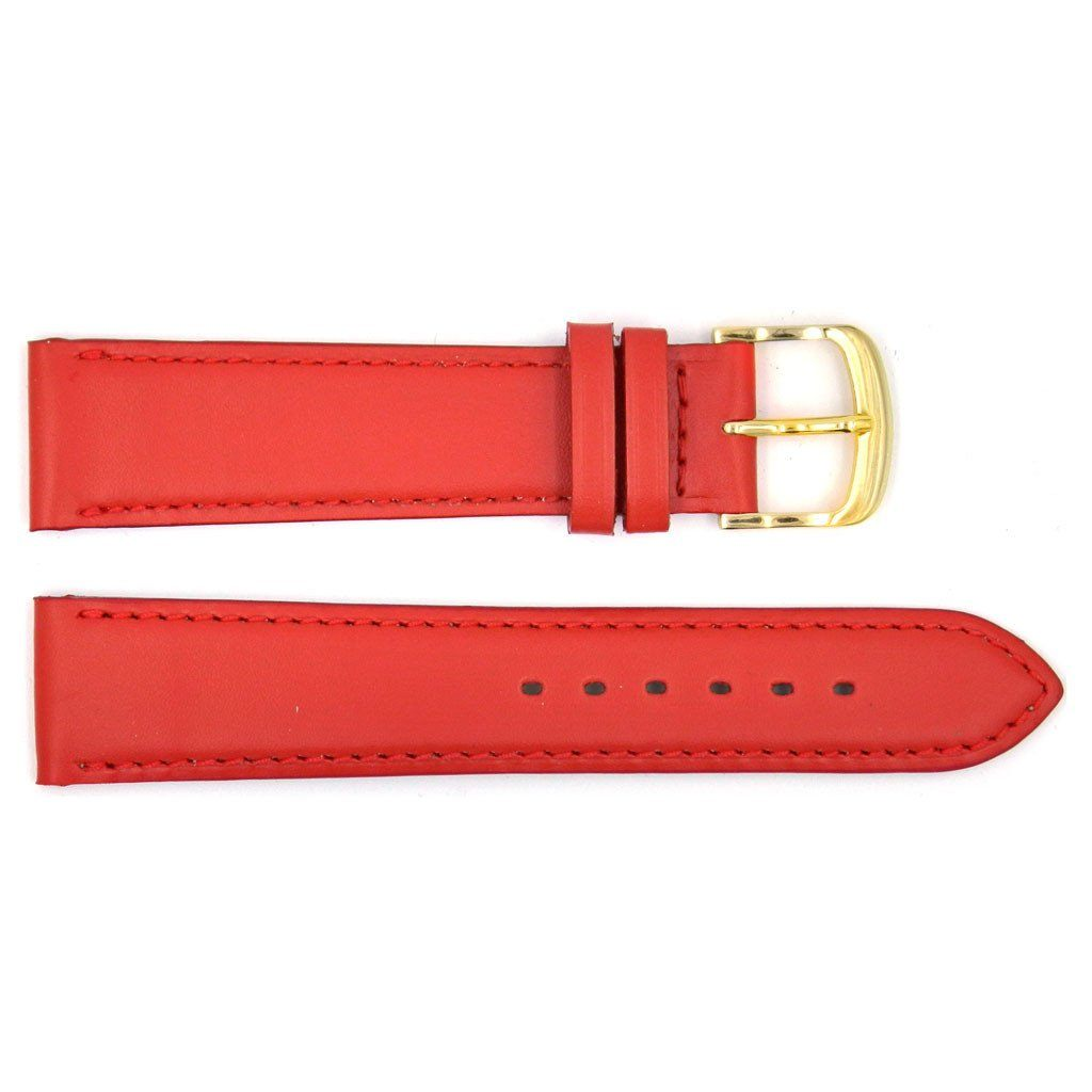 Soft Genuine Nubuck Leather Ladies Watch Strap