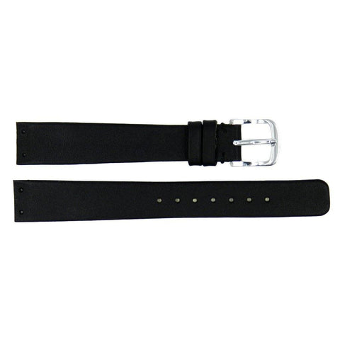 Euro Collection Skagen Style Smooth 14mm Leather Watch Strap