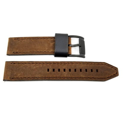 30b208f4b Genuine Michael Kors Accelerator Collection Brown Leather 22mm Watch Strap