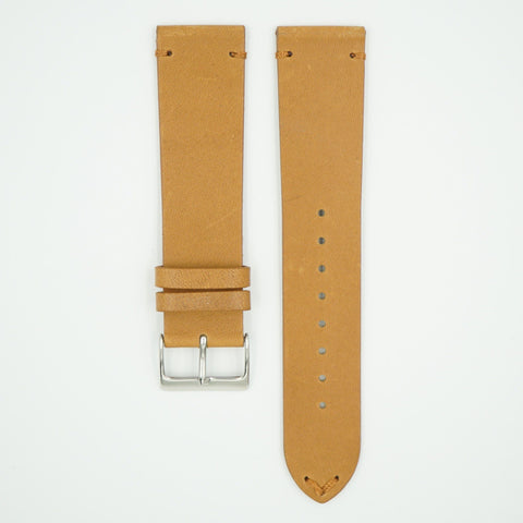 Dakota Horween Vintage Brown Leather Strap