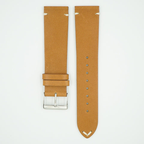 Dakota Horween Vintage Tan Leather Strap