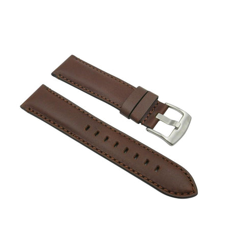 Horween Chromexcel 22mm Brown Leather Strap
