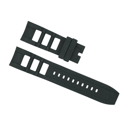 26mm Black Rubber Strap For Invicta I-FORCE