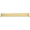 Smartwatch Gold-Tone Expansion 20mm-24mm Replacement Watch Strap