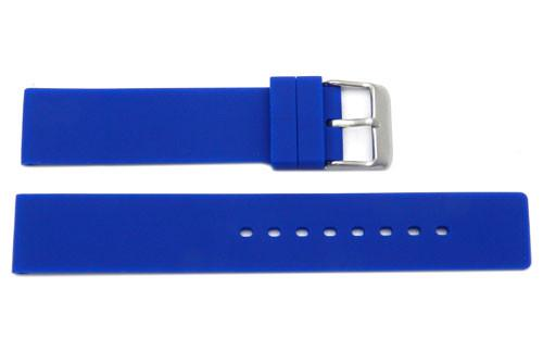 Silicone Rubber Sport Watch Strap
