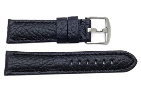 Genuine Textured Leather Panerai Watch Band