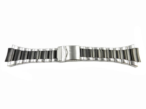 Genuine Pulsar Dual Tone Brushed Finish 32mm/20mm Watch Bracelet