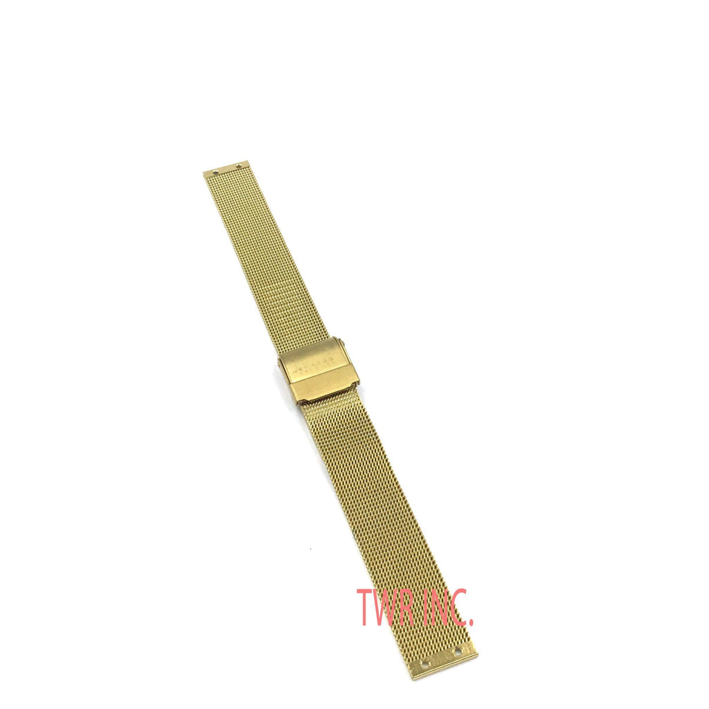 Skagen 358SRSC Gold-Tone Stainless Steel Watch Band