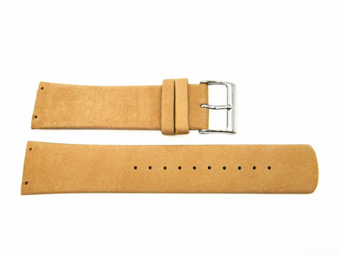 Genuine Skagen SKW6183 Tan Genuine Leather 23mm Watch Strap