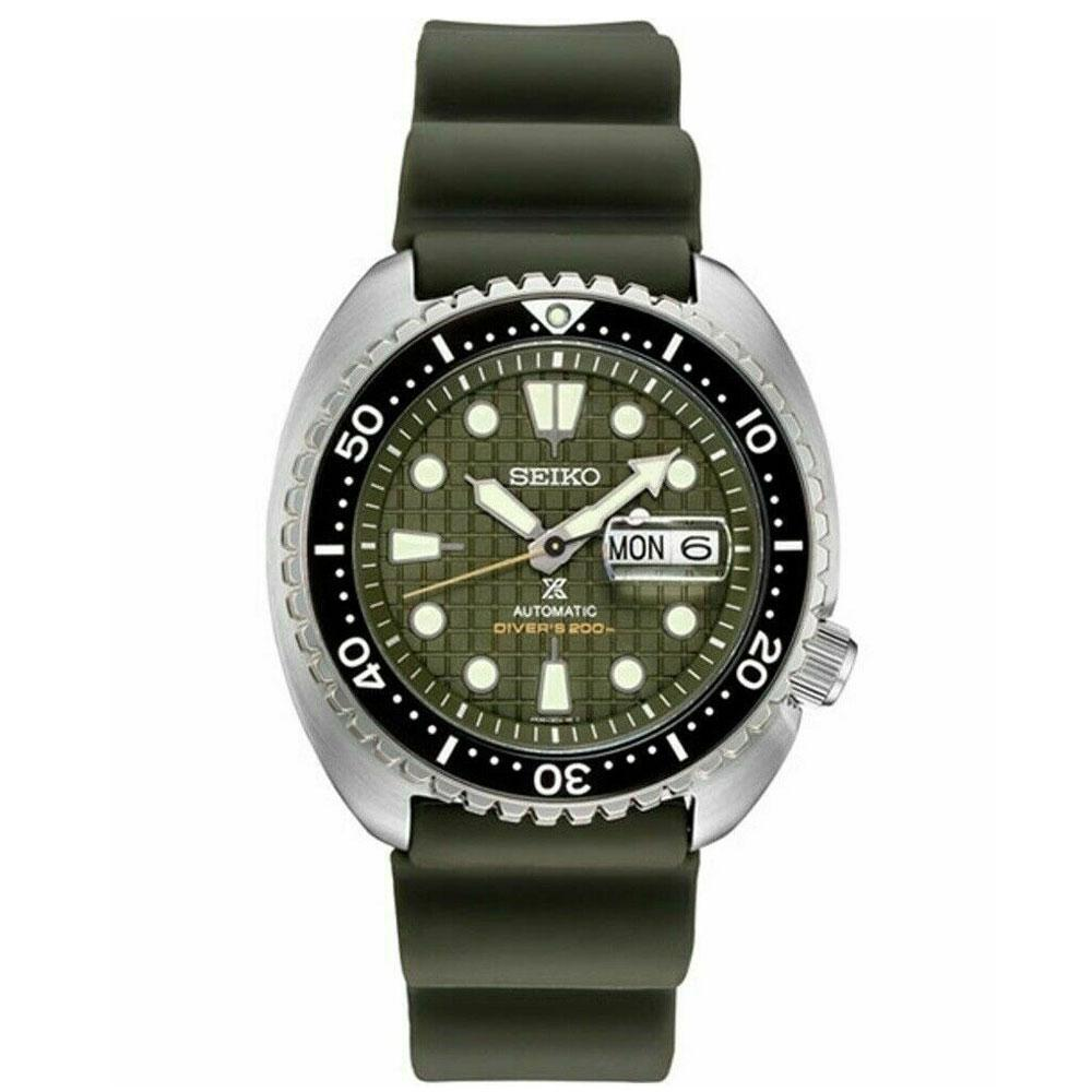 Seiko Automatic Prospex King Turtle Divers 200M Men's Watch SRPE05
