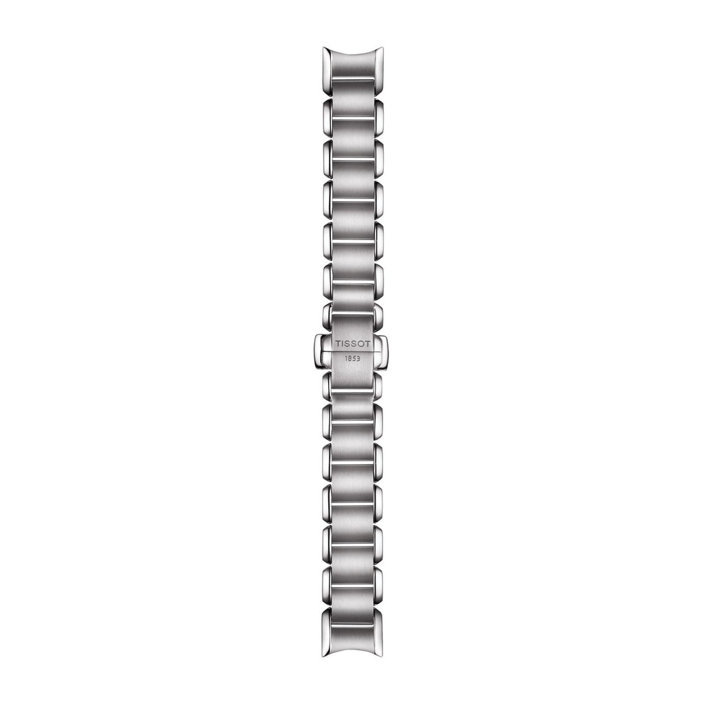 Genuine Tissot 14mm T-Wave Stainless steel bracelet by Tissot