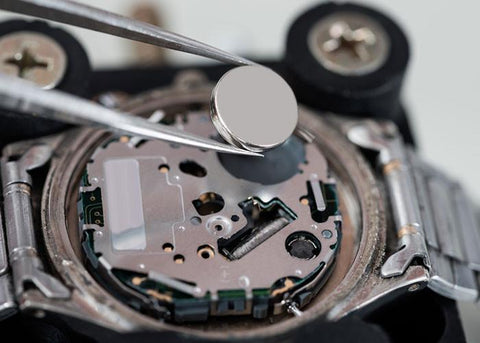 Vacheron & Constantin Battery Replacement