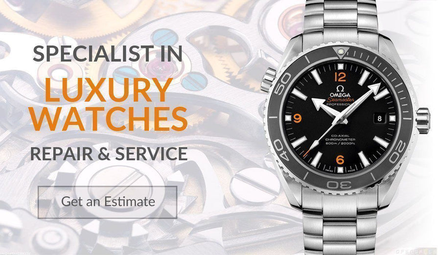 Watch Repair Services