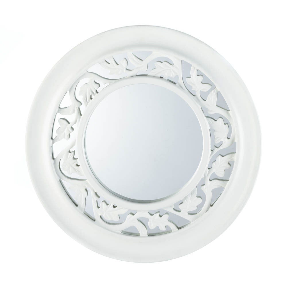 White Ivy Wall Mirror - Shop Quest Superstore