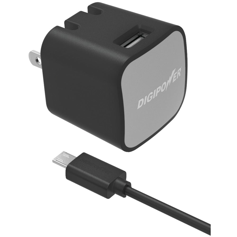 Digipower Instasense 2.4-amp Single-port Usb Wall Charger