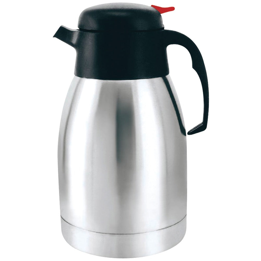 Brentwood 1.2 Liter Vacuum Coffee Pot Stainless Steel