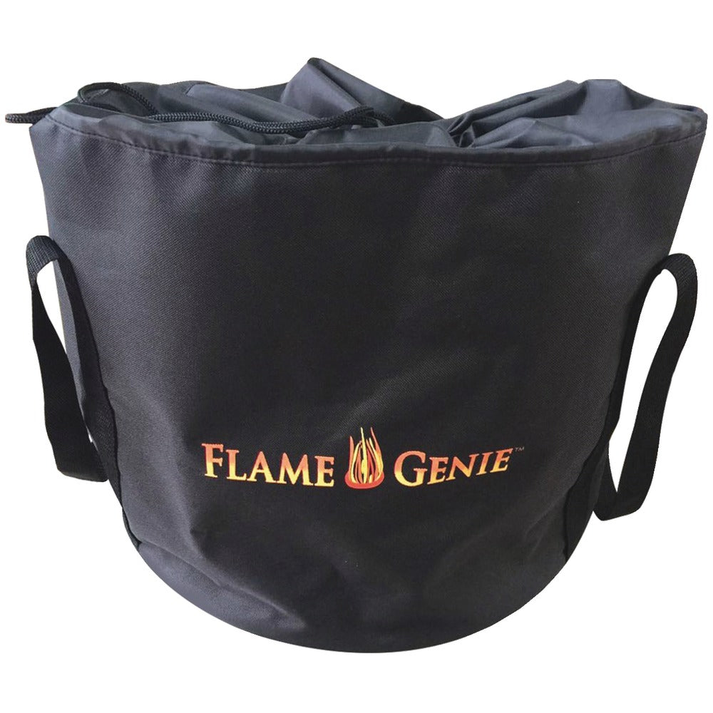 Flamegenie Flame Genie Canvas Tote
