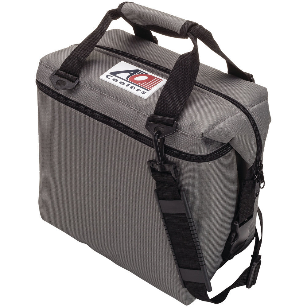 Ao Coolers 12-can Canvas Cooler (charcoal)