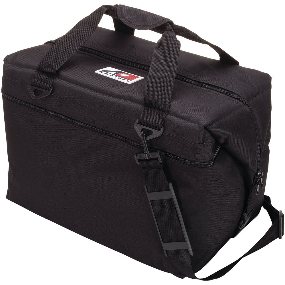 Ao Coolers 24-can Canvas Cooler (black)