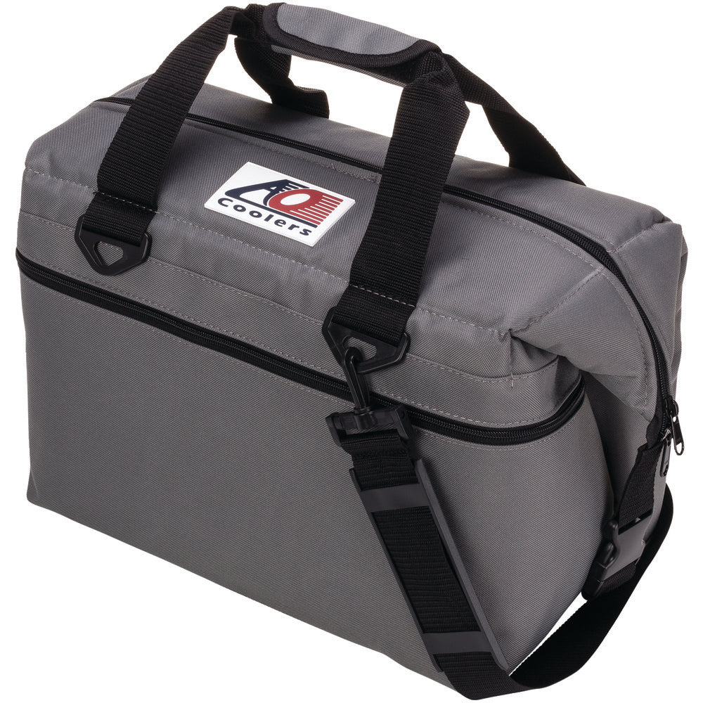 Ao Coolers 48-can Canvas Cooler (charcoal)