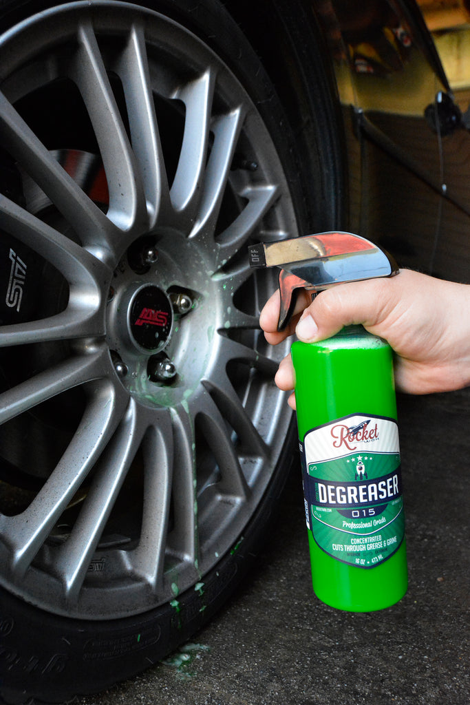 16oz. Green Clean Degreaser