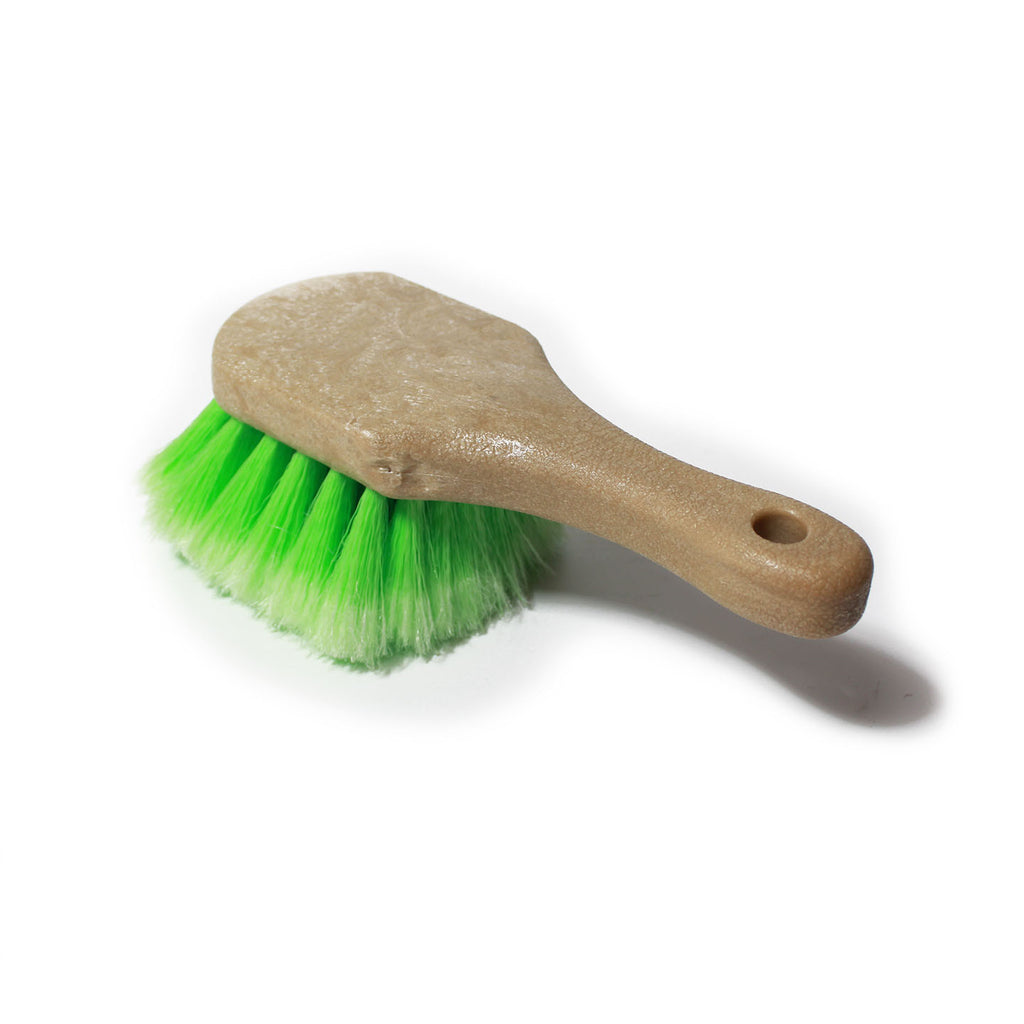 Premium Green Soft Bristle Brush