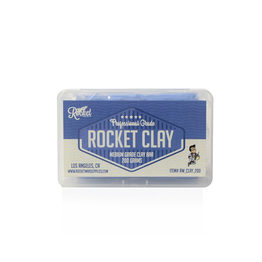 Rocket Clay 200 Grams