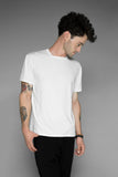 Mick • square neck tee