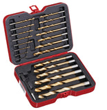 22 PC Drill Bit Set Titan, Metric
