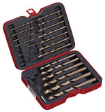 22 PC Drill Bit Set Cobalt, Metric