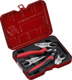 3 in 1 Hi-Leverage Pliers Set