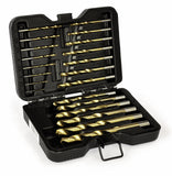 21 PC Drill Bit Set Titan, Metric