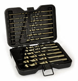 21 PC Drill Bit Set Cobalt, Metric