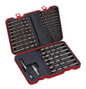 31 PC Drill Bit Set Cobalt, Inch