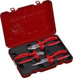 3 PC Insulated Pliers Set