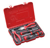 6 PC Screwdriver & Pliers Set