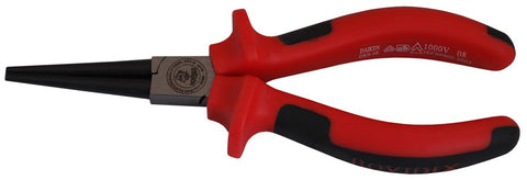 Insulated Long Round Nose Pliers