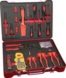 57 PC Electrician's and Insulated Hand Tool Set