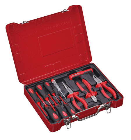11 PC Insulated Screwdriver & Pliers Set
