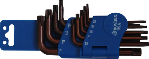 Hex Key Set, Copper