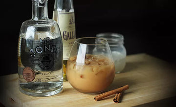 Spiked Chai Latte Cocktail