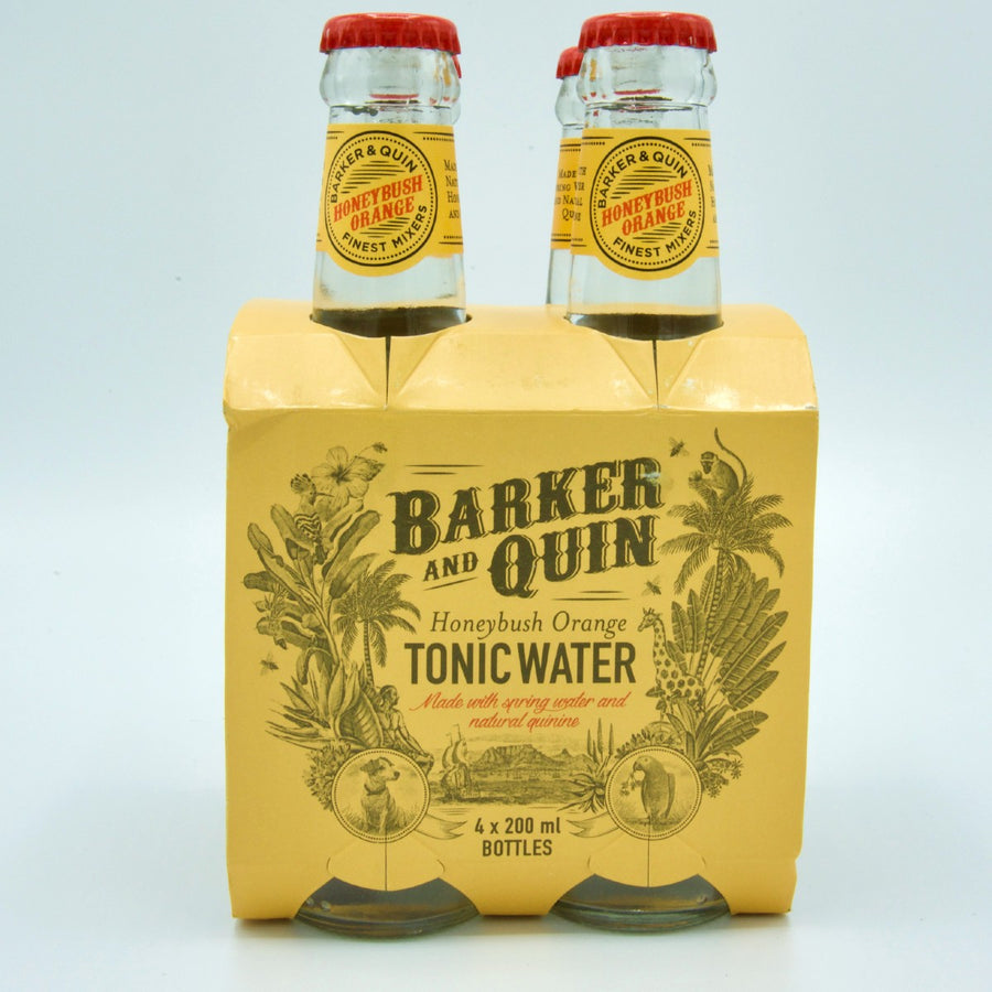 Honeybush Orange 4pk Tonic