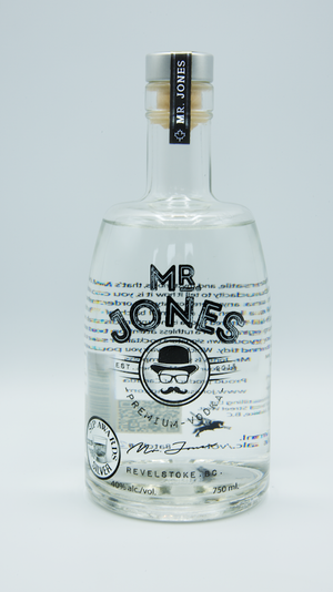 MrJones Premium Vodka 700ml