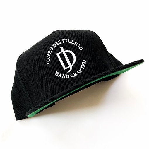 Jones Distilling Flat Brim Hat