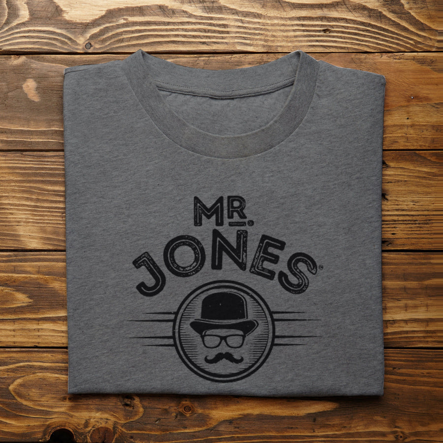Mr. Jones T-Shirt - Unisex Fit