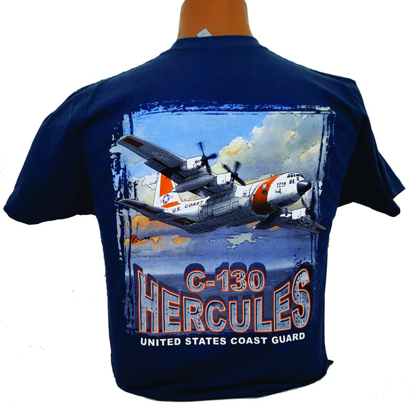 C-130 Hercules Cotton T-shirt