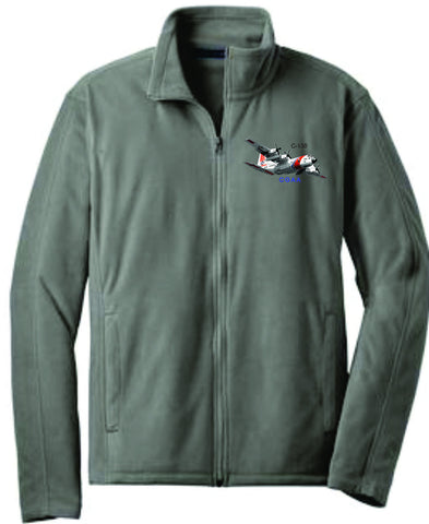 C-130 Microfleece Zip Jacket